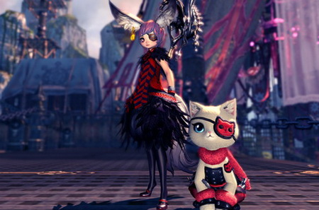 Blade and Soul обновление White Blue Mountains