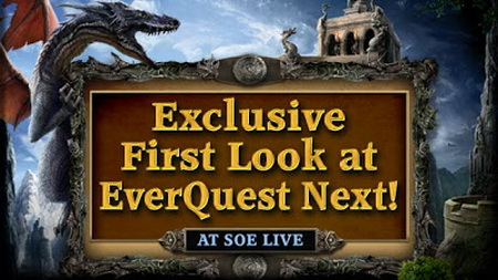 Демонстрация EverQuest Next