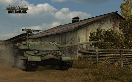 World of Tanks - патч 8.8