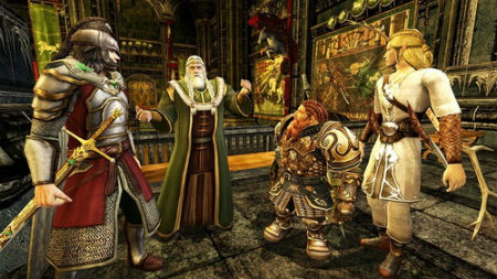 Lord of the Rings Online - апдейт 1...