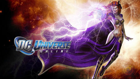 "DC Universe Online - ивент ""Witching Hour"""