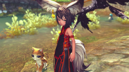 Blade & Soul - патч Dawn of the Los...