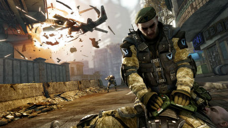 Warface - режим Battle Royale