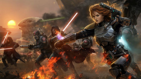 Star Wars: The Old Republic - правк...