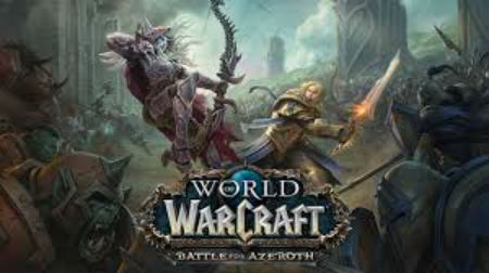 "World of Wacraft - дополнение ""Battle for Azeroth"""