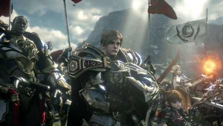 Lineage II: Revolution - патч 3.0