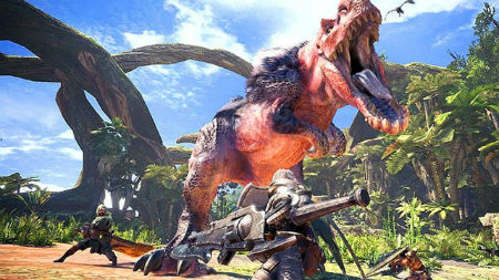 Monster Hunter: World - релиз на РС...