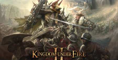 Kingdom Under Fire II - патч Защитн...