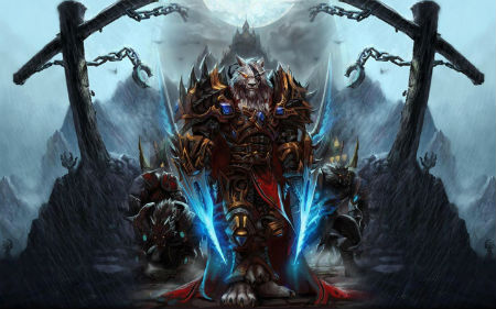 World of Warcraft Classic - демовер...