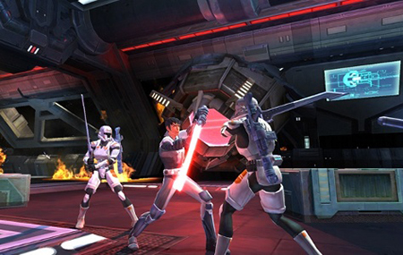 "Star Wars: The Old Republic - патч 5.10 ""Jedi Under Siege"""