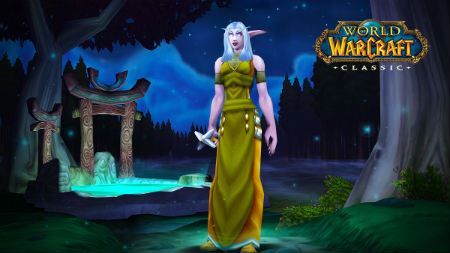 World of Warcraft Classic - новые с...