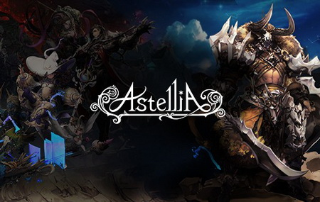 Astellia - старт ОБТ...