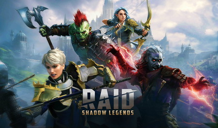 RAID: Shadow Legends...