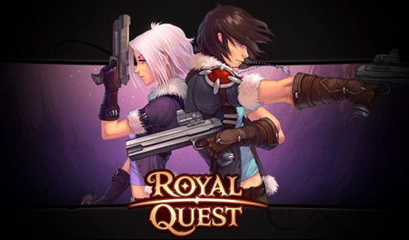 ROYAL QUEST...
